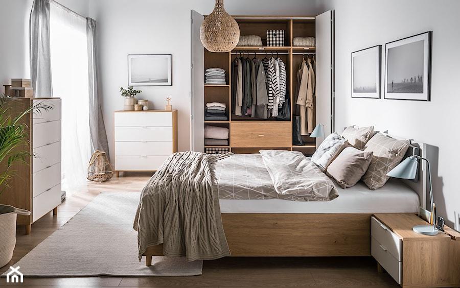 Sypialnie VOX - Sypialnia, styl minimalistyczny - zdjęcie od VOX