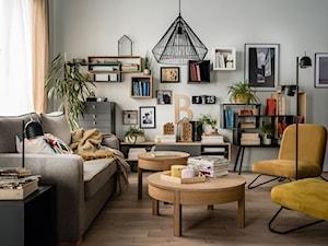 Salony VOX - Salon, styl eklektyczny - zdjęcie od VOX