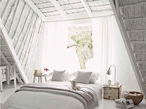 Pomysł na stylową sypialnię - pościel w roli głównej