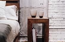 Sypialnia styl Industrialny - zdjęcie od Maison Studio - Architektura Wnetrz. Żaklina Litwa