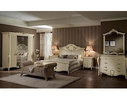 Produkt Sypialnia Tiziano oferowany przez firmę Rad-Pol meble stylowe