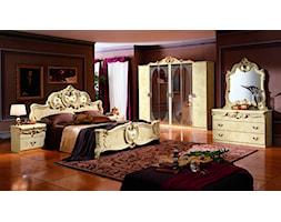 Produkt Sypialnia Barocco oferowany przez firmę Rad-Pol meble stylowe