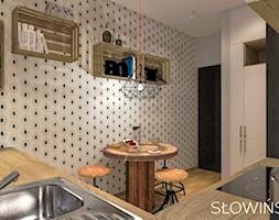 Upcykling W Kuchni Projekt Wnetrza Mieszkalnego Atelier Slowinski