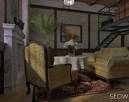 Xix Wieczna Garsoniera Projekt Wnetrza Mieszkalnego Atelier