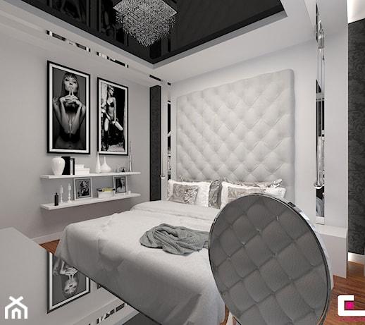 D Interiors Mała Sypialnia: Mieszkanie We Wrocławiu