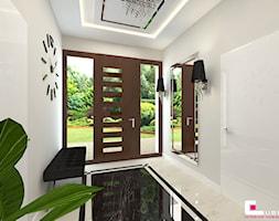 Hol+%2F+Przedpok%C3%B3j+-+zdj%C4%99cie+od+CUBE+Interior+Design