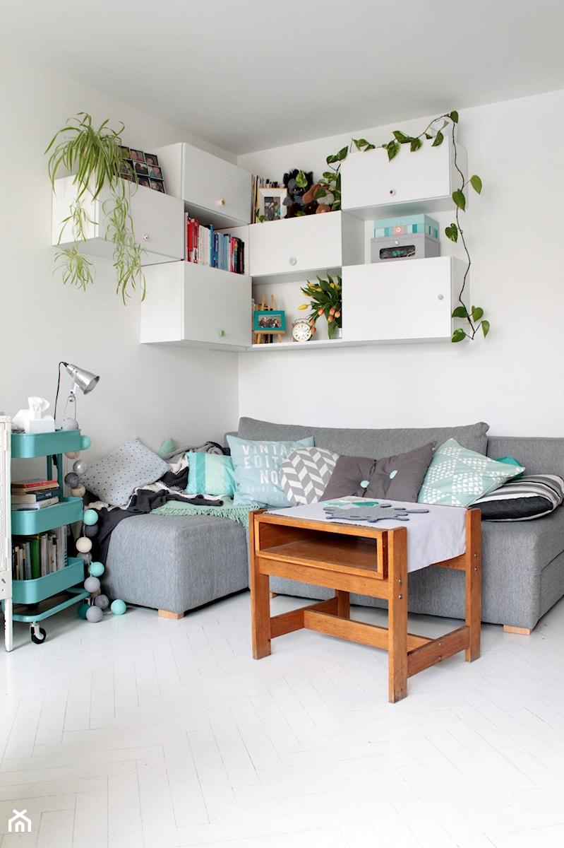 2w1 Salon I Sypialnia Po Zdjęcie Od Enjoy Your Home