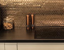 Apartament - Garnizon - Kuchnia, styl industrialny - zdjęcie od Autors.KA - Homebook