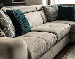Apartament - Garnizon - Salon, styl skandynawski - zdjęcie od Autors.KA - Homebook