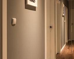 Apartament - Garnizon - Hol / przedpokój, styl nowoczesny - zdjęcie od Autors.KA - Homebook