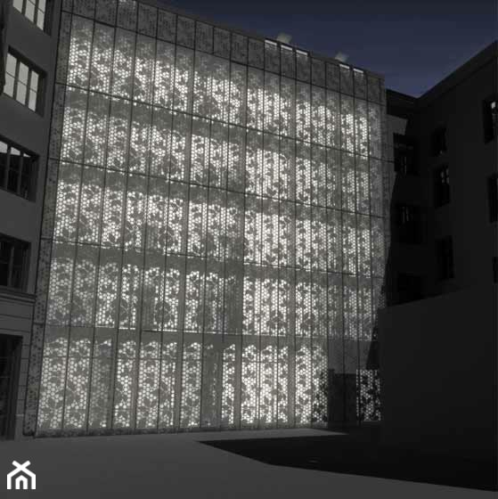 Projekty architektoniczne - Nowoczesne domy, styl nowoczesny - zdjęcie od Studio Projektowe Dekoratorni