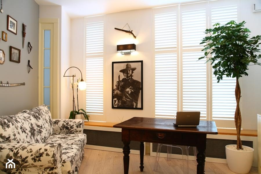 Salon, styl eklektyczny - zdjęcie od Studio Projektowe Dekoratorni - Homebook