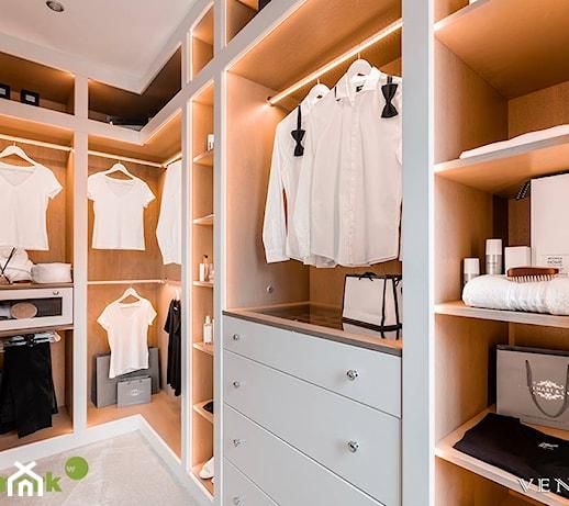 garderoba aran acje pomys y inspiracje. Black Bedroom Furniture Sets. Home Design Ideas