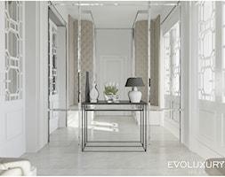 Hol / Przedpokój styl Glamour - zdjęcie od EVOLUXURY DESIGN