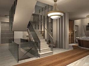 Projekt Hotelu Art Deco - zdjęcie od dominika.zawojska@wp.pl