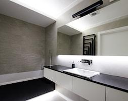 Projekt łazienki - zdjęcie od AJOT pracownia projektowa