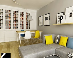 Salon+-+zdj%C4%99cie+od+K-STUDIO+Architekt+Wn%C4%99trz+Katarzyna+Mi%C5%82kowska