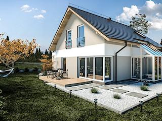 ABAKON - dom z ogrodem zimowym