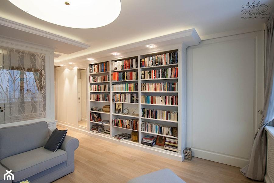 biblioteczka domowa zdjęcie od artystyczna manufaktura