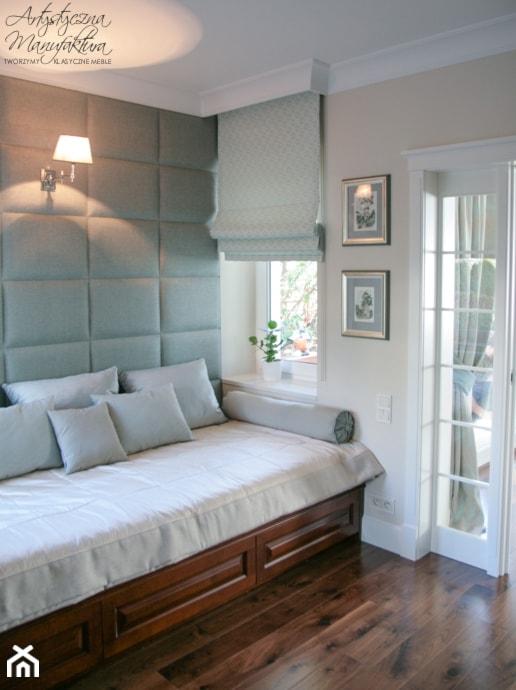 łóżko Lub Leżanka Zdjęcie Od Artystyczna Manufaktura