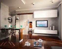 Salon+-+zdj%C4%99cie+od+Marta+Magnowska+-+Projektowanie+Wn%C4%99trz+i+Wizualizacje