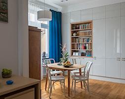 Mieszkanie na Solcu w Warszawie - zdjęcie od Jacek Tryc-wnętrza