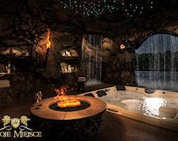 Jaskinia+kamienna+z+mini+spa+-+zdj%C4%99cie+od+TwojeMiejsce
