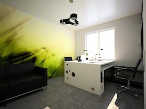 Projekty pokoi biurowych/gabinetów