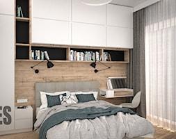 Przytulna+sypialnia+-+zdj%C4%99cie+od+OES+architekci