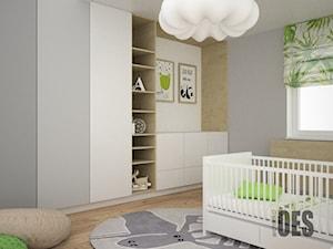 Zieleń w pokoju dziecka