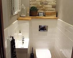 Mieszkanie hand made :) - Mała łazienka, styl tradycyjny - zdjęcie od karolina0606