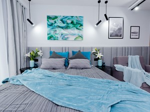 Realizacja projektu mieszkania na wynajem krótkoterminowy Kraków