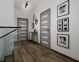 Hol+%2F+Przedpok%C3%B3j+-+zdj%C4%99cie+od+All+Design+Agnieszka+Lorenc