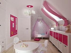 Pokój dzieciecy dla dziewczynki