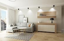 Salon styl Tradycyjny - zdjęcie od All Design Agnieszka Lorenc