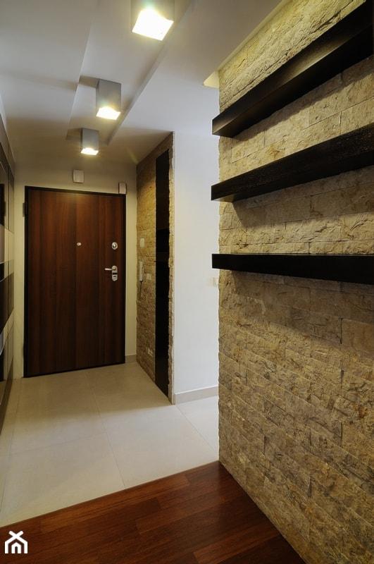 Mieszkanie 2 Kraków - Hol / przedpokój, styl nowoczesny - zdjęcie od All Design Agnieszka Lorenc