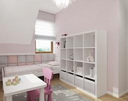 Dom Rzaska kolo Krakowa - Pokój dziecka, styl nowoczesny - zdjęcie od All Design Agnieszka Lorenc - Homebook