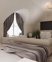 Sypialnia styl Klasyczny - zdjęcie od All Design Agnieszka Lorenc