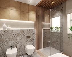 łazienka Z Narożną Kabiną Prysznicową Aranżacje Pomysły