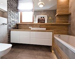 Beżowa łazienka Aranżacje Pomysły Inspiracje Homebook