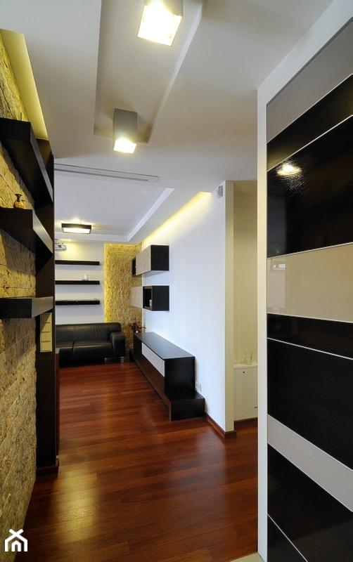 Mieszkanie 2 Kraków - Salon, styl nowoczesny - zdjęcie od All Design Agnieszka Lorenc