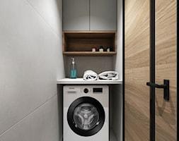 Mieszkanie dla studentki w Krakowie - Łazienka, styl nowoczesny - zdjęcie od All Design Agnieszka Lorenc - Homebook
