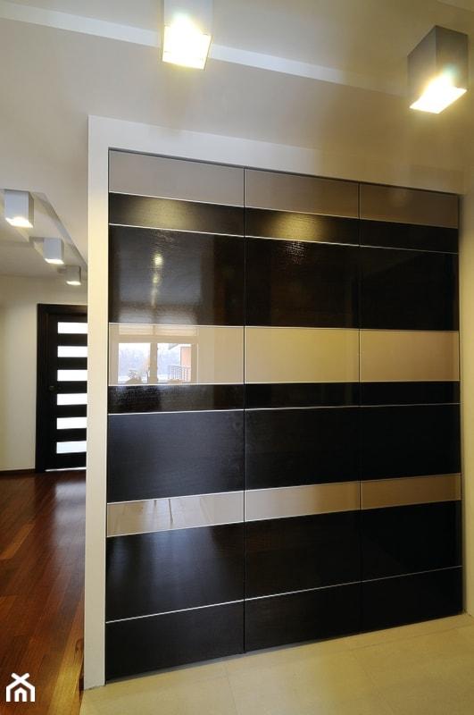 Mieszkanie 2 Kraków - Mały biały salon, styl nowoczesny - zdjęcie od All Design Agnieszka Lorenc
