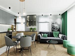 Mieszkanie z zielenią