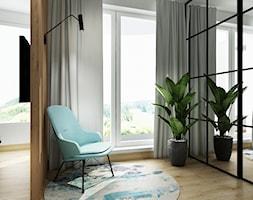 Mieszkanie dla studentki w Krakowie - Sypialnia, styl nowoczesny - zdjęcie od All Design Agnieszka Lorenc - Homebook