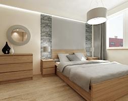 Mieszkanie Kraków - Średnia sypialnia małżeńska, styl tradycyjny - zdjęcie od All Design Agnieszka Lorenc