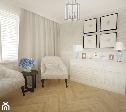 D Interiors Mała Sypialnia: Projekt Sypialni W Białymstoku