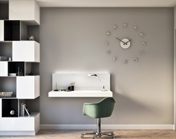 Gabinet+w+nowoczesnym+stylu+-+zdj%C4%99cie+od+Beautiful+Minds+Projektowanie+Wn%C4%99trz