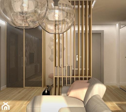 Apartment in Bialystok  Hol  przedpokój, styl nowoczesny   -> Kuchnia Meble Bialystok