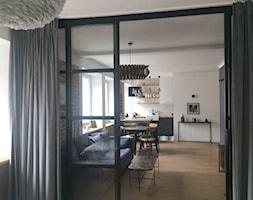 WILCZA - Salon, styl eklektyczny - zdjęcie od ESTU architektura wnętrz - Homebook